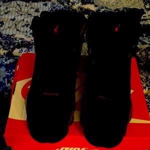 Men's size 7 Jordan's worn twice